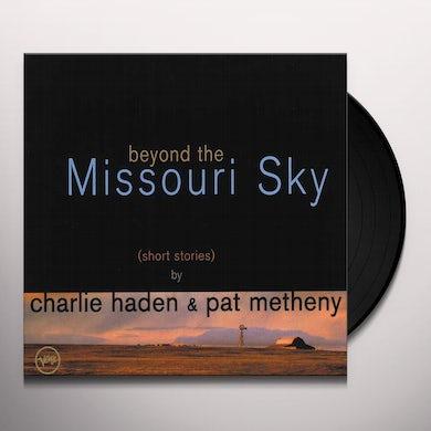 Charlie Haden BEYOND THE MISSOURI SKY Vinyl Record