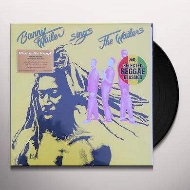 Sings The Wailers Vinyl Record
