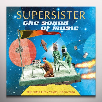 Supersister The Sound Of Music: The First 50 Years: Vinyl Record
