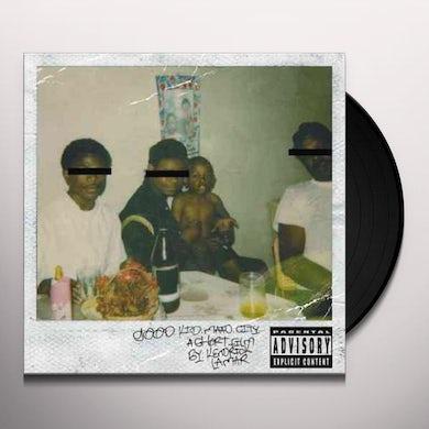 Kendrick Lamar good kid, m.A.A.d city (2 LP)(Explicit) Vinyl Record