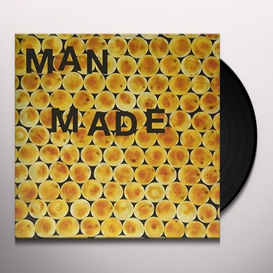 MAN MADE CARSICK CARS Vinyl Record