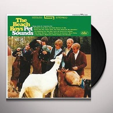 The Beach Boys Pet Sounds (Mono Vinyl) Vinyl Record