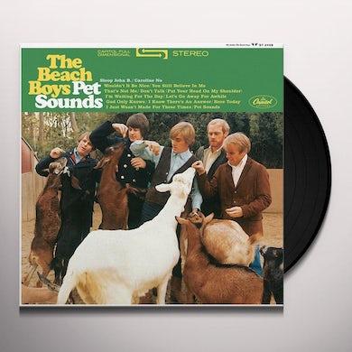 The Beach Boys Pet Sounds (Stereo LP) Vinyl Record