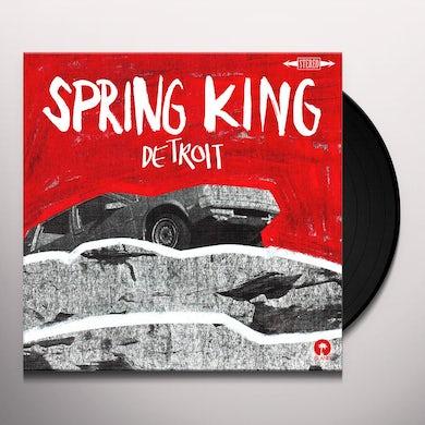 Spring King DETROIT Vinyl Record