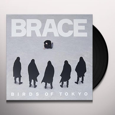 Birds Of Tokyo BRACE (LIMITED EDITION WHITE VINYL) Vinyl Record