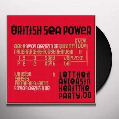 British Sea Power Let The Dancers Inhe Vinyl Record