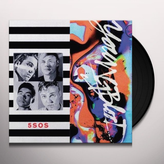 5 Seconds Of Summer YOUNGBLOOD Vinyl Record