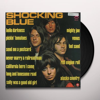 Shocking Blue Vinyl Record