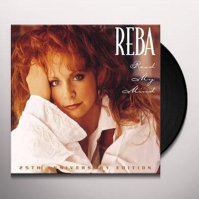 Reba Mcentire READ MY MIND (25TH ANNIVERSARY EDITION) Vinyl Record