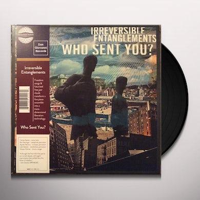 WHO SENT YOU? Vinyl Record