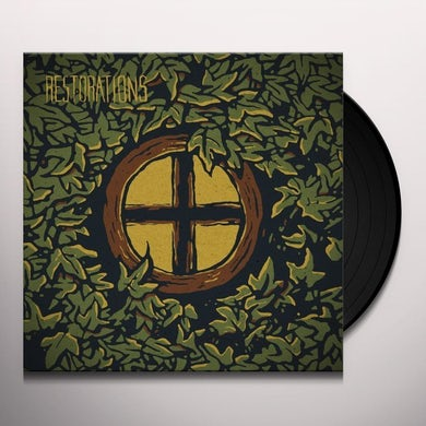 Restorations NEW OLD / 0.014 MPH Vinyl Record
