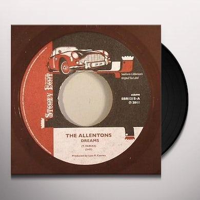 Allentons DREAMS Vinyl Record