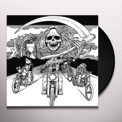SPEEDWOLF RIDE WITH DEATH Vinyl Record