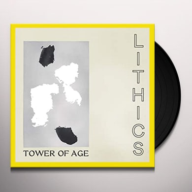 Lithics TOWER OF AGE Vinyl Record