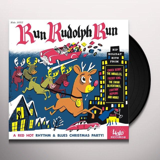 Run Rudolph Run / Various