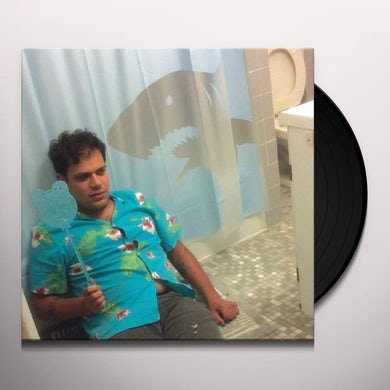 Jeff Rosenstock I LOOK LIKE SHIT (DILUTED PRUNE WATER) Vinyl Record