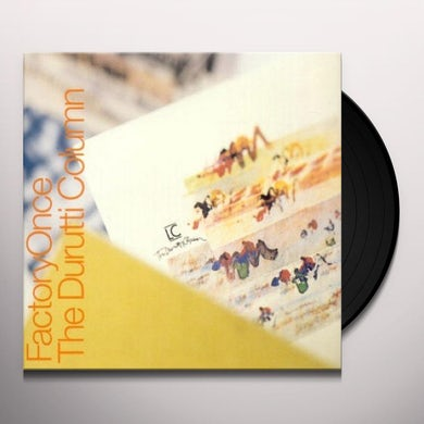 The Durutti Column LC Vinyl Record