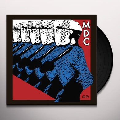 MILLIONS OF DEAD COPS - EAST BAY RAY & KLAUS FLOUR Vinyl Record