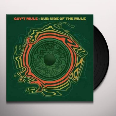 Dub Side Of The Mule Vinyl Record