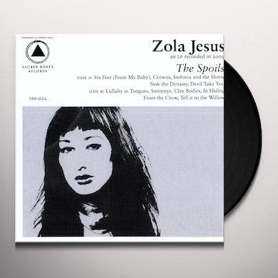 Zola Jesus SPOILS Vinyl Record