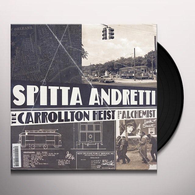 SPITTA ANDRETTI (CURRENCY) / ALCHEMIST