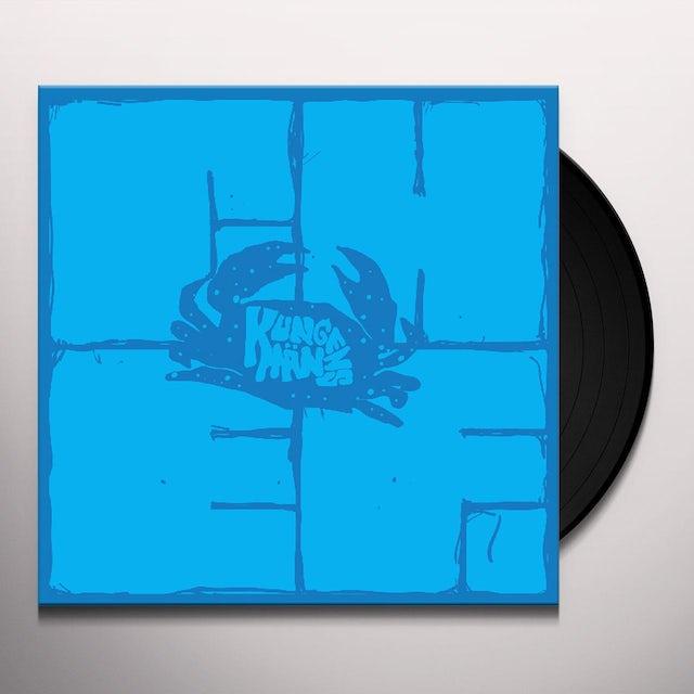 Kungens Man CHEF Vinyl Record