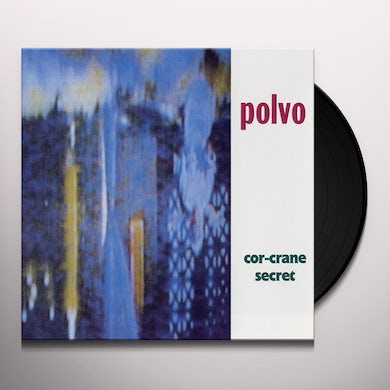 Polvo COR-CRANE SECRET Vinyl Record