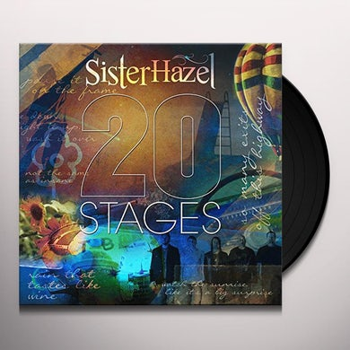 SISTER HAZEL 20 STAGES Vinyl Record