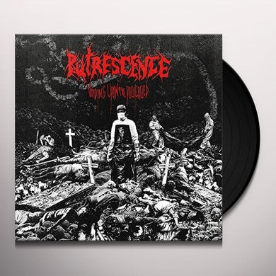 PUTRESCENE VOIDING UPON THE PULVERIZED Vinyl Record