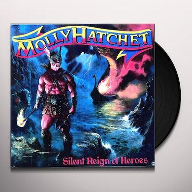 Molly Hatchet SILENT REIGN OF HEROES Vinyl Record