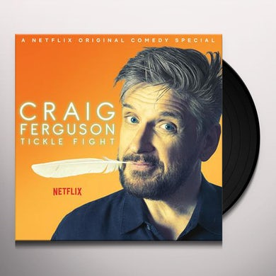 Craig Ferguson TICKLE FIGHT Vinyl Record
