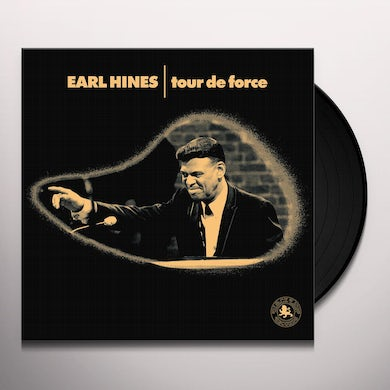 TOUR DE FORCE Vinyl Record