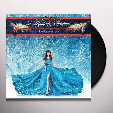 Laura Sullivan MAGICAL CHRISTMAS Vinyl Record