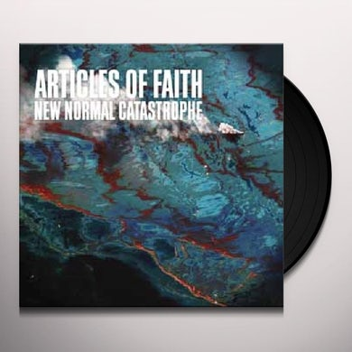 Articles Of Faith NEW NORMAL CATASTROPHE Vinyl Record