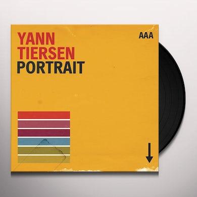 Portrait Vinyl Record