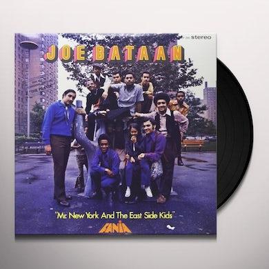 Joe Bataan MR. NEW YORK & THE EAST SIDE KIDS Vinyl Record