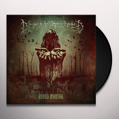 Decapitated BLOOD MANTRA Vinyl Record