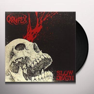 Carnifex SLOW DEATH Vinyl Record
