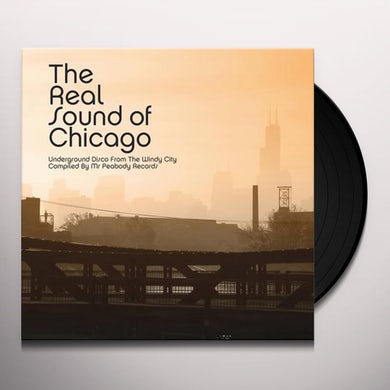 Real Sound Of Chicago / Various Vinyl Record