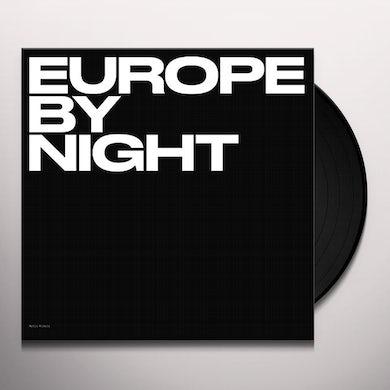 Metro Riders EUROPE BY NIGHT Vinyl Record