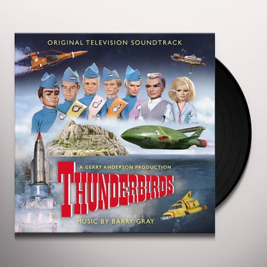THUNDERBIRDS / Original Soundtrack Vinyl Record
