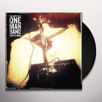 Scott H Biram DIRTY OLD ONE MAN BAND Vinyl Record