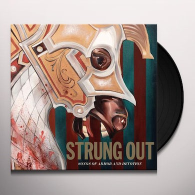 Strung Out SONGS OF ARMOR AND DEVOTION Vinyl Record