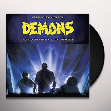 Claudio Simonetti DEMONS / Original Soundtrack (30TH ANNIVERSARY EDITION) Vinyl Record