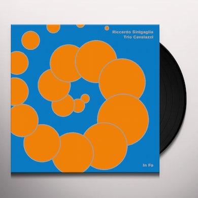 Riccardo Sinigaglia & Trio Cavalazzi IN FA Vinyl Record