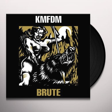 BRUTE Vinyl Record