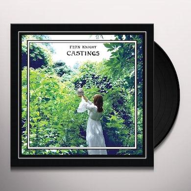 Fern Knight CASTINGS Vinyl Record