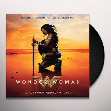 Harry Gregson-Williams WONDER WOMAN (SCORE) / Original Soundtrack Vinyl Record