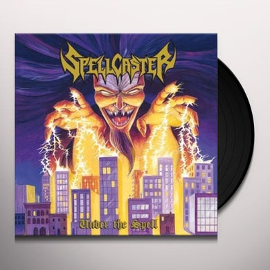 Spellcaster UNDER THE SPELL Vinyl Record