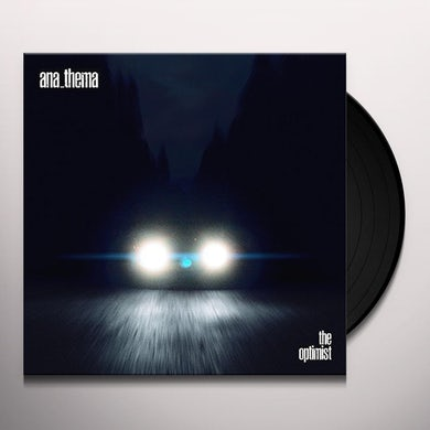Anathema OPTIMIST Vinyl Record